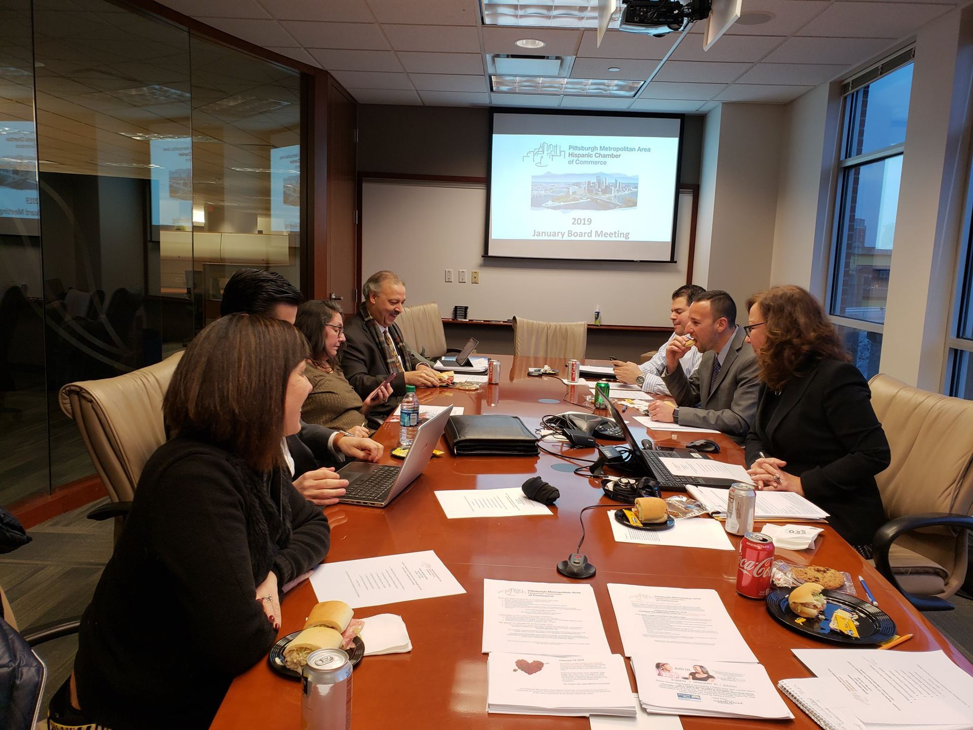 Pittsburgh Metropolitan Area Hispanic Chamber of Commerce